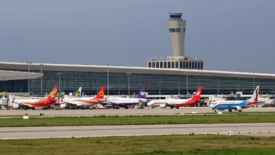 ZHCC - Airport - Ramp