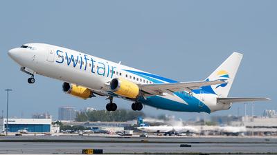 N808TJ - Boeing 737-4Q8 - Swift Air