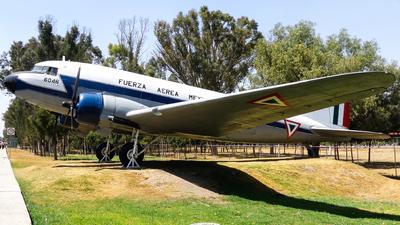 ETM-6046 - Douglas C-47A Skytrain - Mexico - Air Force