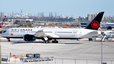 A picture of CFSBV - Boeing 7879 Dreamliner - Air Canada - © Derek MacPherson