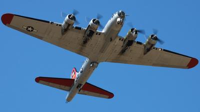 N5017N - Boeing B-17G Flying Fortress - Experimental Aircraft Association (EAA)