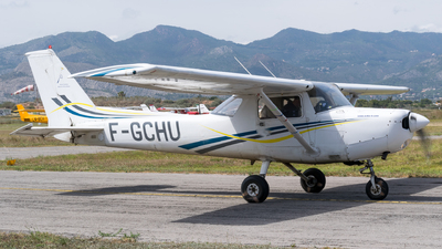 F-GCHU - Reims-Cessna F152 - Private