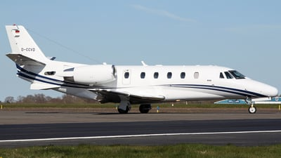 D-CCVD - Cessna 560XL Citation XLS - Atlas Air Service