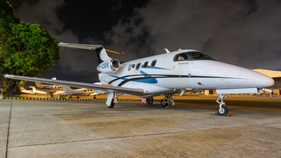 PP-COR - Embraer 500 Phenom 100 - Private