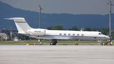 N801AR - Gulfstream G-V - Private