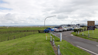 NZAA - Airport - Spotting Location