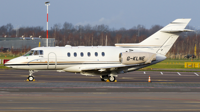 G-KLNE - Hawker Beechcraft 900XP - Saxon Air