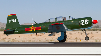 N23YK - Nanchang CJ-6A - Private
