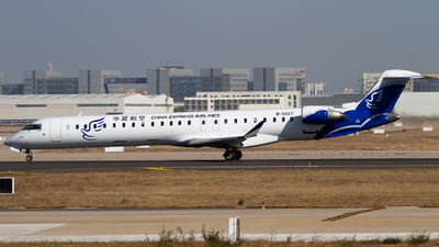B-3227 - Bombardier CRJ-900LR - China Express Airlines