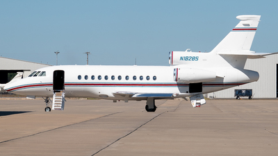 N1828S - Dassault Falcon 900EX - Private