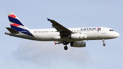 PR-MAK - Airbus A320-232 - LATAM Airlines
