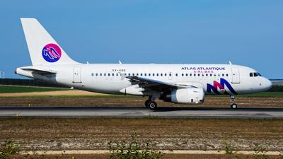 SX-ABE - Airbus A319-132 - Atlas Atlantique Airlines