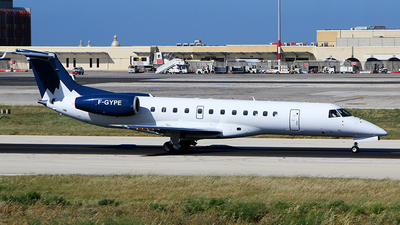 F-GYPE - Embraer ERJ-135LR - Pan Europeene Air Service