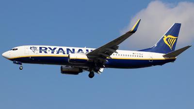 A picture of EIDLJ - Boeing 7378AS - Ryanair - © n94504