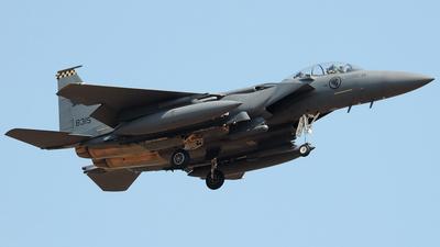 8315 - Boeing F-15SG Strike Eagle - Singapore - Air Force