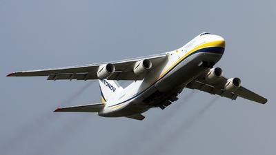 UR-82027 - Antonov An-124-100M Ruslan - Antonov Airlines