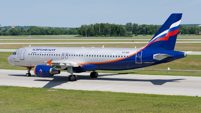 VQ-BIR - Airbus A320-214 - Aeroflot