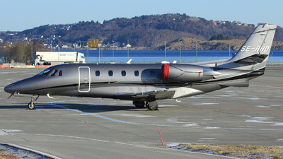 SE-RHD - Cessna 560XL Citation XLS Plus - European Flight Service (EFS)
