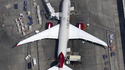 G-VAHH - Boeing 787-9 Dreamliner - Virgin Atlantic Airways