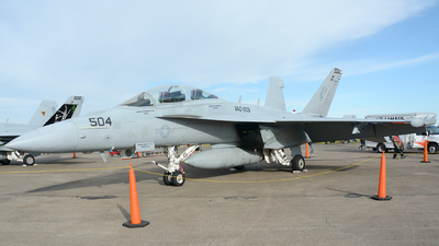166900 - Boeing EA-18G Growler  - United States - US Navy (USN)