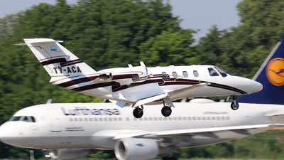 T7-ACA - Cessna 525 Citationjet CJ1 - Private