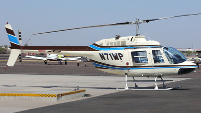 N71WP - Bell 206B-3 JetRanger III - Private