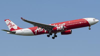 HS-XTA - Airbus A330-343 - Thai AirAsia X