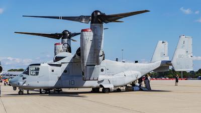 168015 - Boeing MV-22B Osprey - United States - US Marine Corps (USMC)