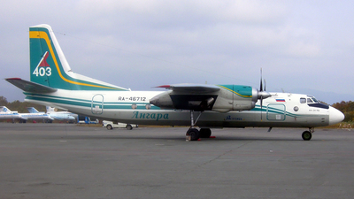RA-46712 - Antonov An-24RV - Angara Airlines
