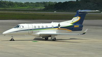 A picture of N368AS - Embraer Phenom 300 - Executive Flight Services - © Leonardo Carvalho