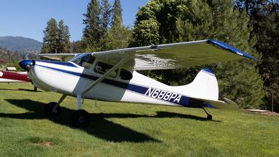 N688PA - Cessna 170B - Private