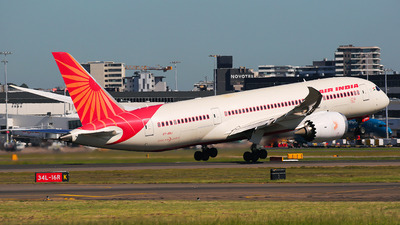 VT-ANJ - Boeing 787-8 Dreamliner - Air India