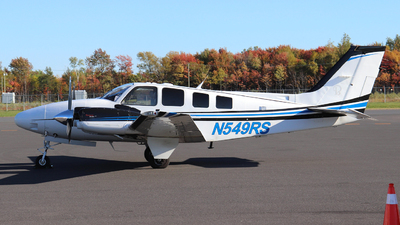 N549RS - Beechcraft G58 Baron - Private