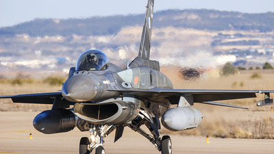 517 - Lockheed Martin F-16C Fighting Falcon - Greece - Air Force