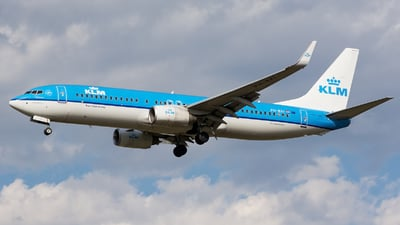 PH-BXI - Boeing 737-8K2 - KLM Royal Dutch Airlines