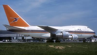 ZS-SPC - Boeing 747SP-44 - South African Airways