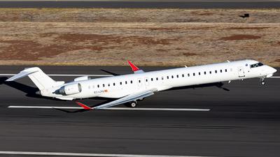 EC-LPG - Bombardier CRJ-1000 - Air Nostrum