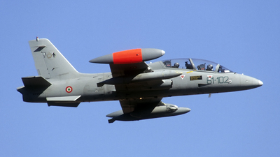 MM54483 - Aermacchi MB-339A - Italy - Air Force