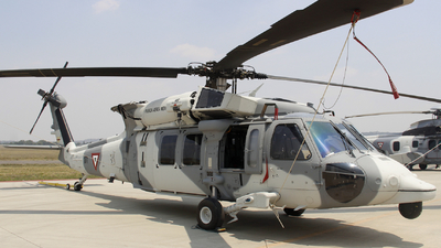 1071 - Sikorsky UH-60M Blackhawk - Mexico - Air Force