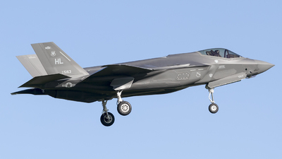 15-5163 - Lockheed Martin F-35A Lightning II - United States - US Air Force (USAF)