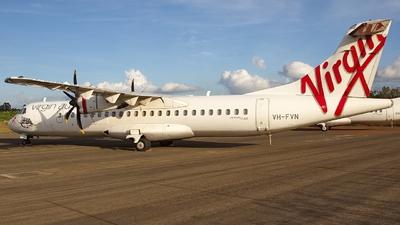 A picture of VHFVN - ATR 72600 - Virgin Australia - © Dave Parer
