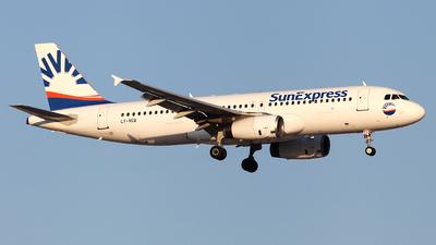 LY-VEQ - Airbus A320-232 - SunExpress