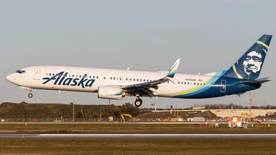 A picture of N251AK - Boeing 737990(ER) - Alaska Airlines - © Maik Voigt