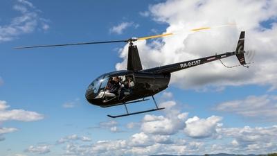 RA-04357 - Robinson R44 Raven II - Private