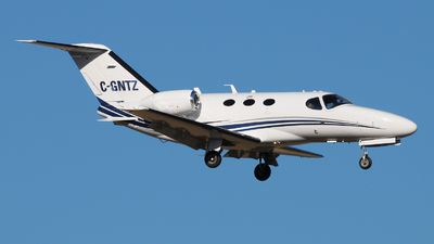 C-GNTZ - Cessna 510 Citation Mustang - Private