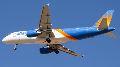 N281NV - Airbus A320-214 - Allegiant Air