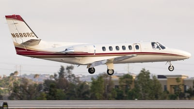 N686RC - Cessna 525 Citation CJ1 - Private