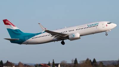 LX-LGV - Boeing 737-8C9 - Luxair - Luxembourg Airlines