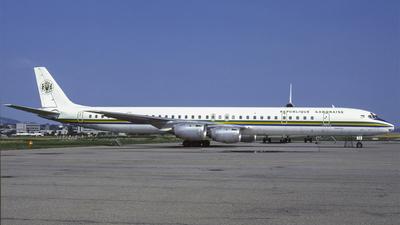 TR-LTZ - Douglas DC-8-73(CF) - Gabon - Government