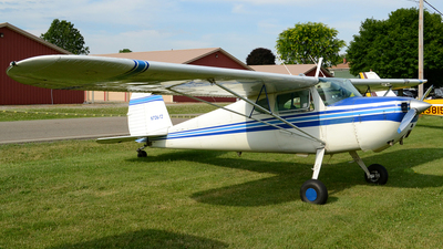 N72672 - Cessna 140 - Private